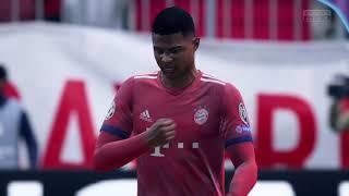 UEFA Champions League Highlights       FC Bayern München vs AEK Athen   (7.11.2018)