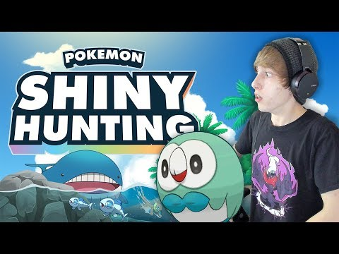 LIVE 🔴 - LATE NIGHT SHINY HUNTING!! LET'S GOOO BOIS