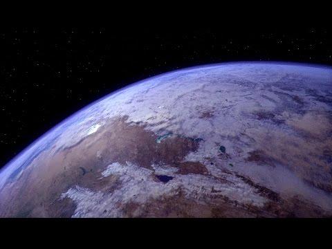 Earth Tutorial for Maya: Intermediate Level