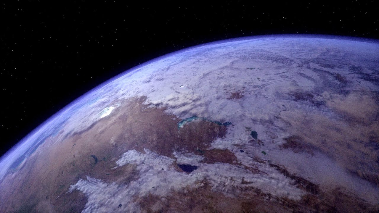 Earth tutorial for maya intermediate level youtube for Space tutorial