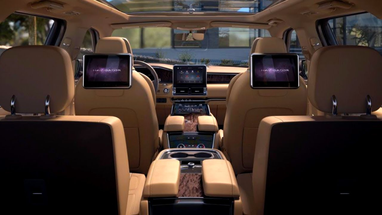 The Best 2020 Lincoln Navigator L Reserve Interior