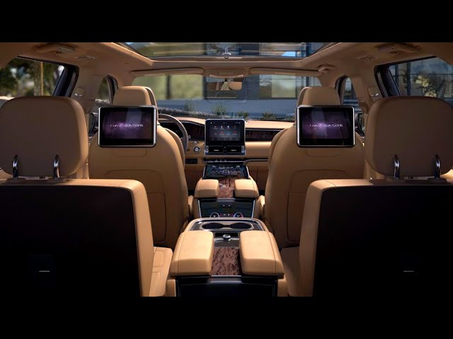 2020 Lincoln Navigator Luxury On Wheels Interior Exterior Features