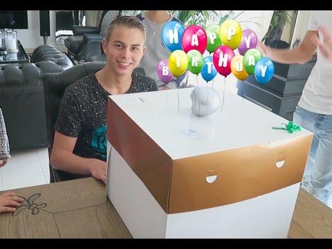 jan bauer is jarig i frans bauer verjaardag youtube. Black Bedroom Furniture Sets. Home Design Ideas