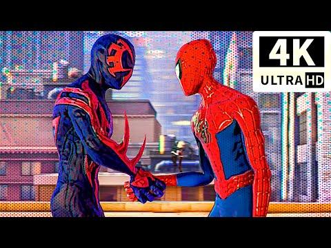 Spider-Man: Into The Spider-Verse 2 |2022 Teaser Trailer Animated Clips (Mondays Ft.Lucy)Spider-GWEN