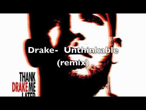 Drake Ft. Alicia Keys - Unthinkable (Offical Remix)