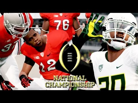 ncaa-football-14-college-playoffs-championship---#2-oregon-vs-#4-ohio-st---last-play-decides-winner!