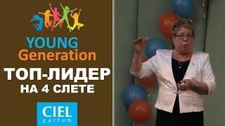 Выступление ТОП-лидеров - Бахчева Нина