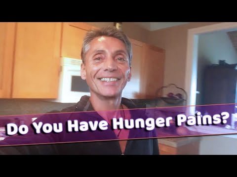 how to stop hunger pains when dieting