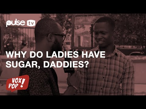 """Is It Right To Have A """"Sugar Daddy"""". 