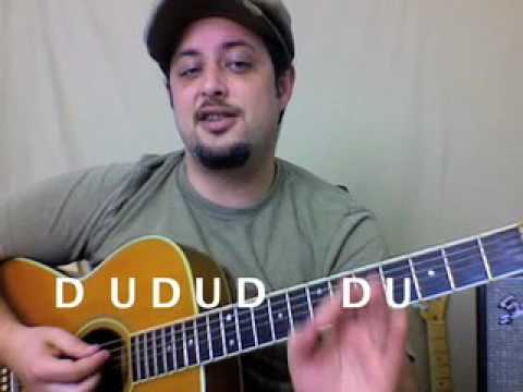 How To Play Matchbox Twenty 3am Easy Acoustic Guitar Lesson