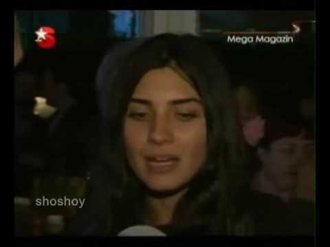 Tuba Büyüküstün- Mega Magazin 4-6-2009