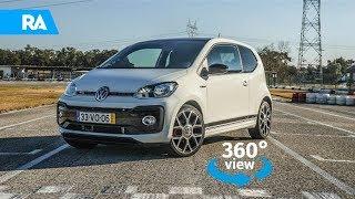 Volkswagen up! GTI. Uma volta 360º no KIP!