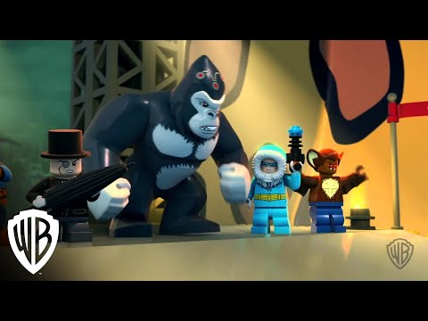 LEGO DC Comics Super Heroes - Justice League: Attack of the Legion of Doom - Auditions