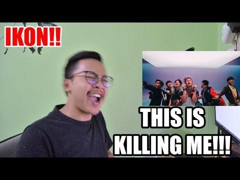 IKON - KILLING ME MV REACTION ( LAGUNYA GOKIL!!! )