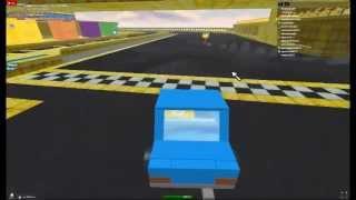 Roblox - Original (Personal Server) 'Roblox Racing' By CityWarfare Footage