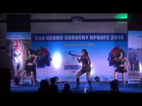 Aryans Dance Troupe botal khol Nov-2014