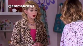 Violetta 3 - Ludmila le regresa su diario a Vilu y le pide disculpas a Fran (03x43)