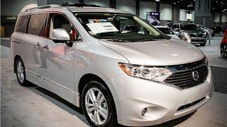 Nissan Quest 2016 Car Review