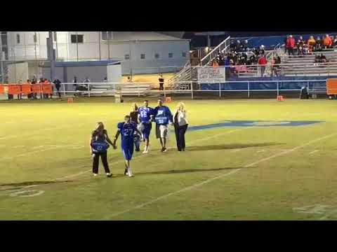 2017 Paintsville High School Senior Night