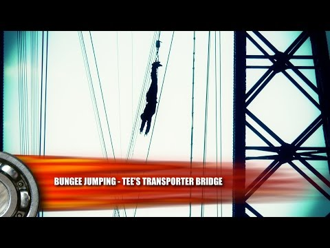 Bungee Jump Extreme Sport