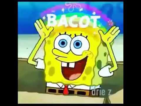Meme Spongebob Bacot Bastian Youtube