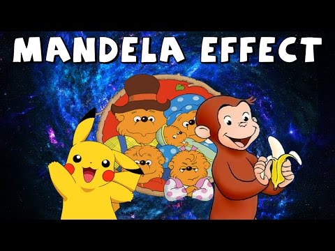 The CRAZY Mandela Effect in Cartoons (We're in a Parallel Universe?!)