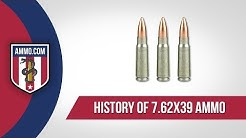 7.62x39 Ammo: The Forgotten Caliber History of 7.62x39 Ammo Explained