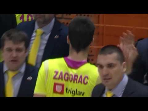 Rade Zagorac flies high and finishes with SLAM! (Mega Leks - Karpos Sokoli, 10.3.2017)