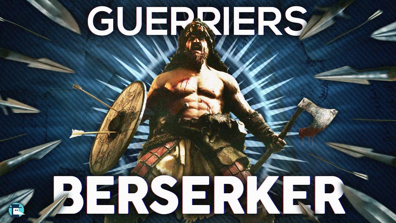 Le Berserkr : le guerrier-ours des vikings !