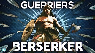 The Berserkr: the bear-warrior of the Vikings!