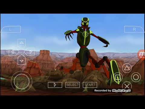 Ben 10 protcet on the earth part 1