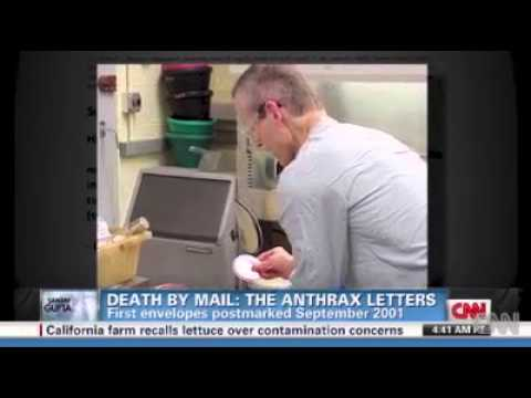 Death by Mail  The Anthrax Letters