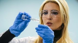 Ivanka Trump Pretends To Be A Scientist, Gets Slammed