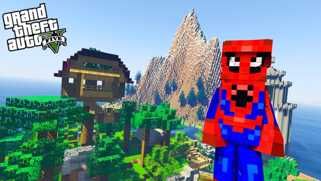 Minecraft Karte