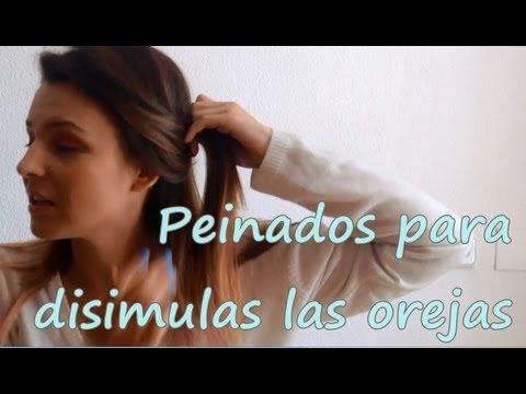 Hair Trucos Tips Y Peinados Para Disimular Las Orejas Youtube