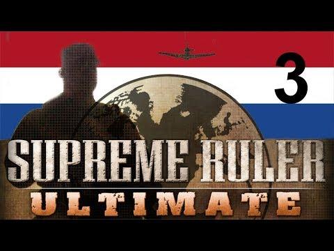 Supreme Ruler Ultimate - Legacy of the Netherlands 2 - 3