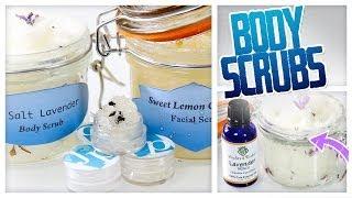 3 Homemade Body Scrubs - Do It, Gurl