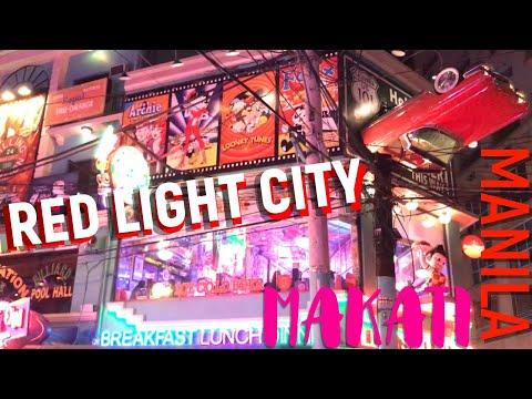 Red Light District - Manila Philippines