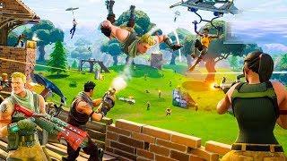 Game Fortnite Battle Royale Genre (Survival, battle royale)