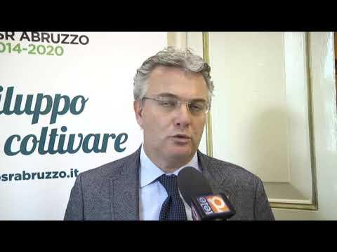 TELEPONTE - Oltre 500 milioni stanziati per circa 600 aziende abruzzesi