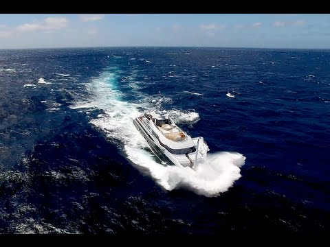 Bury The Bow - Motor Yacht GENE MACHINE 180' (55m) Amels
