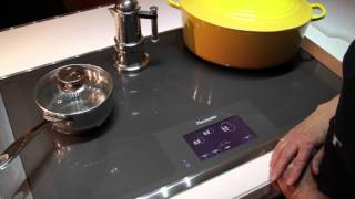 Cooking With Thermadors' Freedom Induction Cooktop