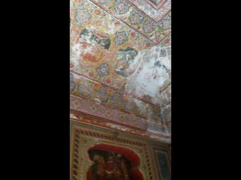 Haveli painting in CHURU