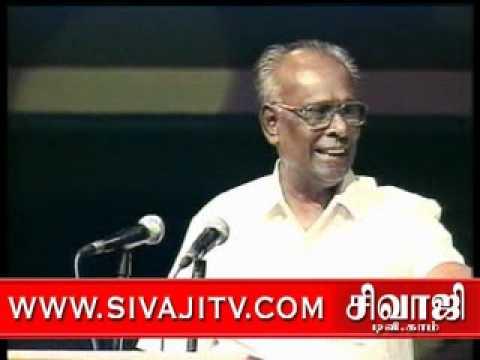 சிறந்த தமிழ் உரைகள் இழை - Best Tamil