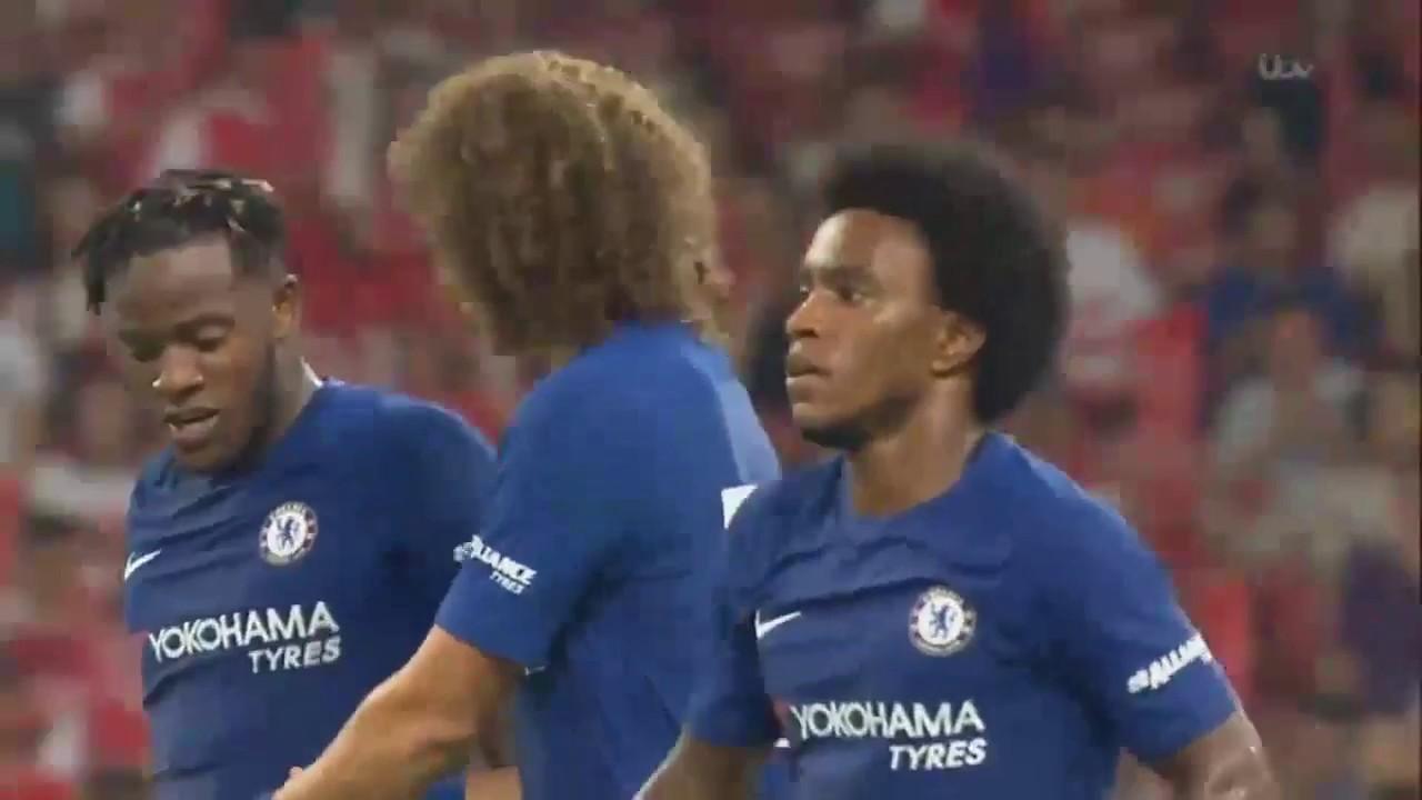 Download Chelsea vs Arsenal 3 0 All Goals  22 07 2017 Club Friendly HD