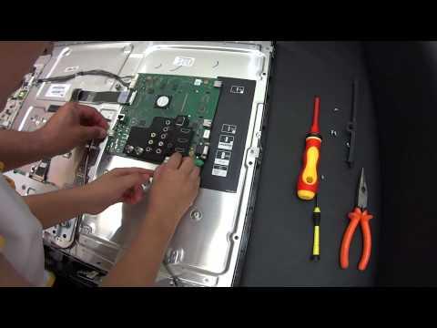 como consertar tv sony kdl40ex525 youtube