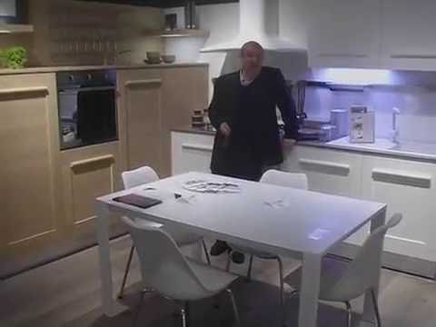Cucina Gallery di Cucine Lube - YouTube
