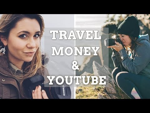 How to Travel and Make Money on YouTube   Ft. Hey Nadine