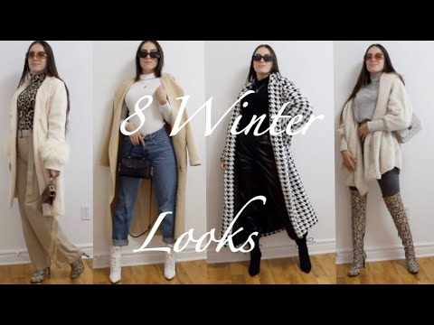 [VIDEO] - 8 Winter Outfits LOOKBOOK| Style With Me 2019 5
