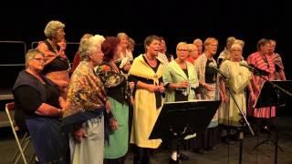 """Korenfestival """"Velsen zingt"""" - Vrouwenshantykoor Grace Darling"""